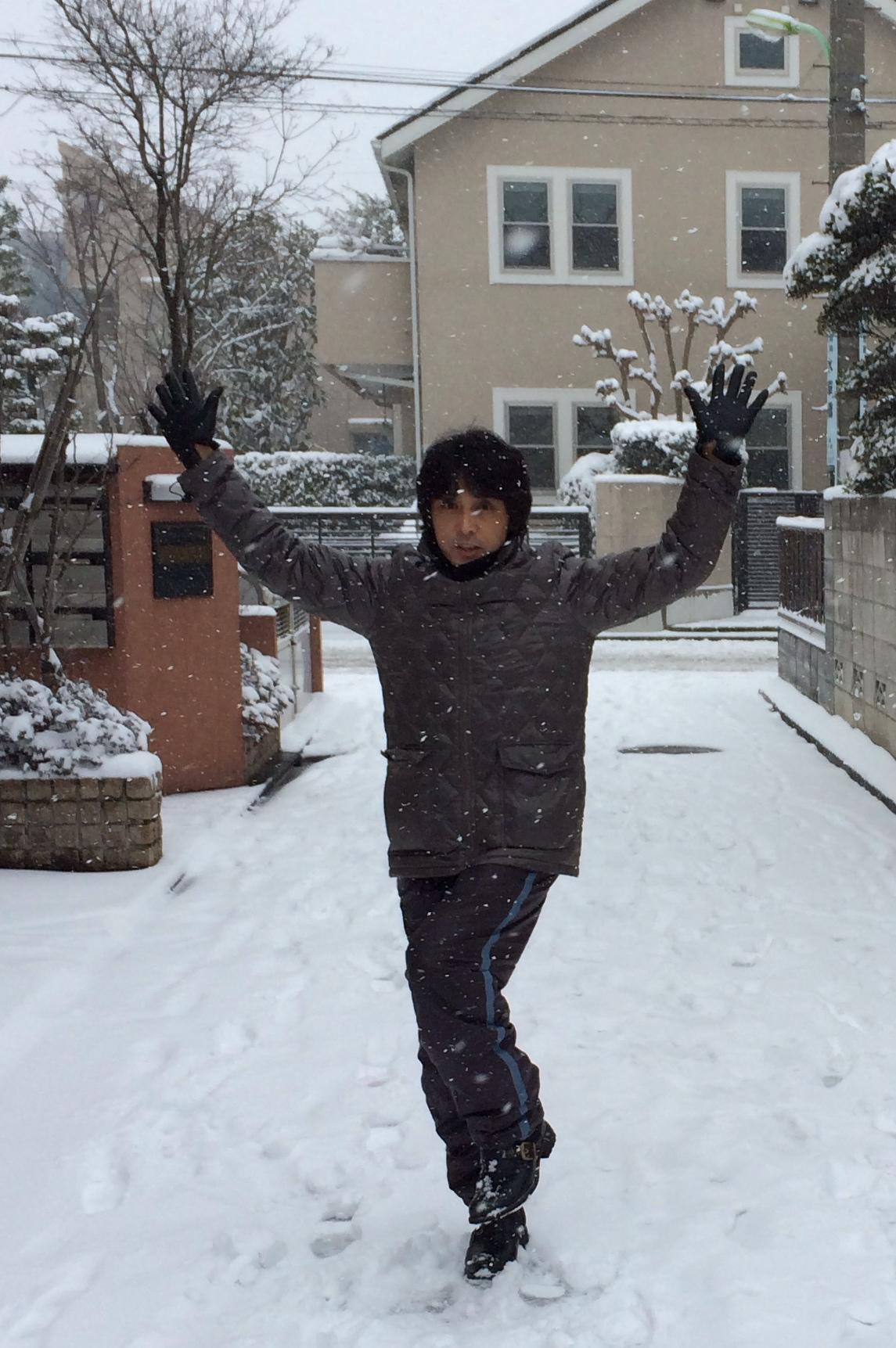 2014,2,8大雪