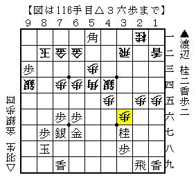 第60期王座戦第2局▲渡辺△羽生-5