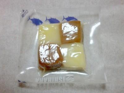 マグロの角煮チーズ