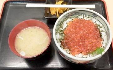 函館市場海鮮丼
