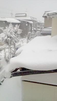 津軽雪景色