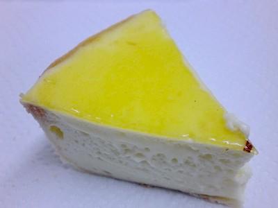 フワフワトロトロのチーズケーキ