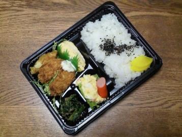 居酒屋・あいうえおの弁当380円