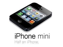 iPhone mini fake picture