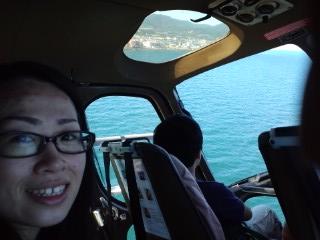 淡路島ヘリコブター