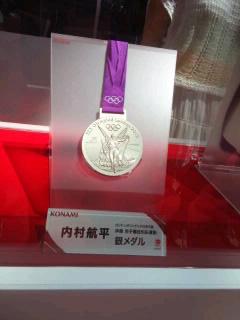 金メダル銀メダル