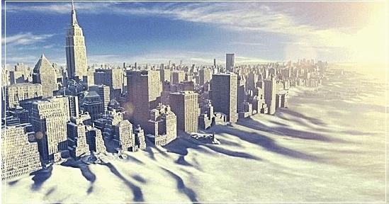 氷河期の到来 - 日本大地震 予言