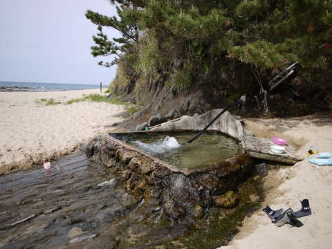 琴引き浜_R