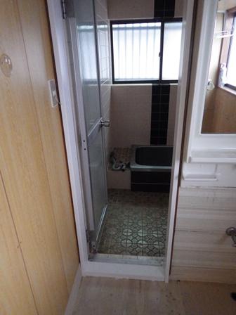 浴室入口枠 (2)
