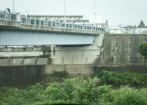 評定河原橋