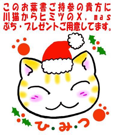 コピー ~ クリスマス猫