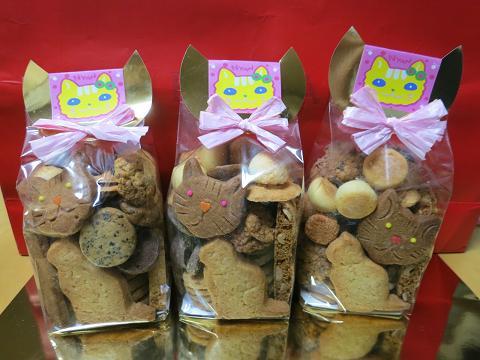 ぬまにゃんクッキーバラエティ