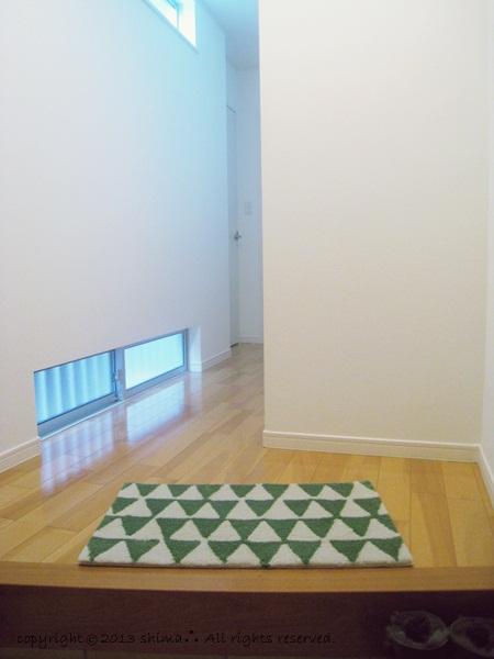 20130215玄関マット1