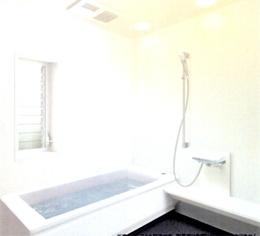 しましま邸 浴室イメージ