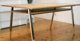 棚付テーブル2