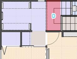 Dのスペース