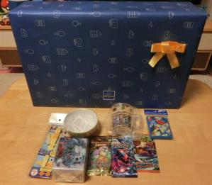 3才のプレゼント