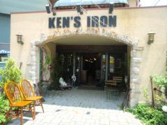 KEN'S IRON