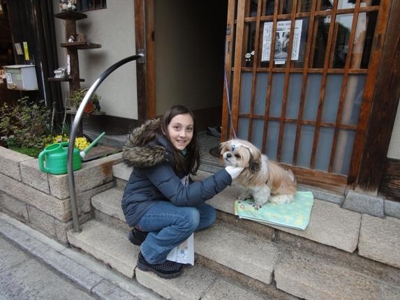 京都二年坂(外人さん)