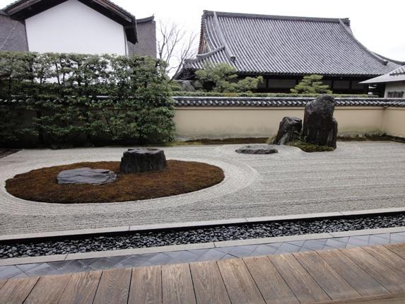 大徳寺黄梅院庭