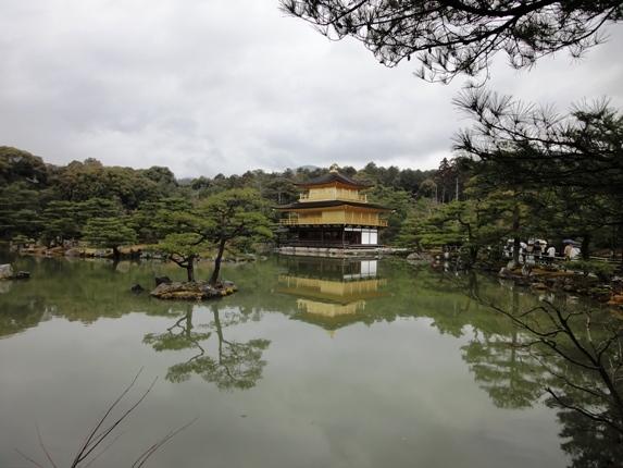金閣寺デジカメ
