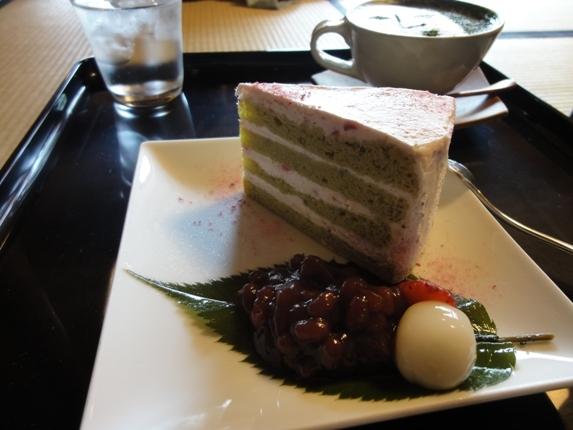 よーじやケーキ