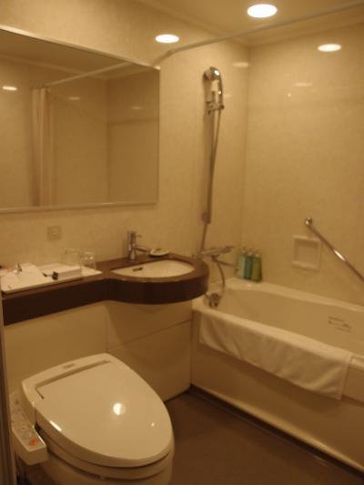 トイレ洗面所。