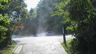高麗山駐車場