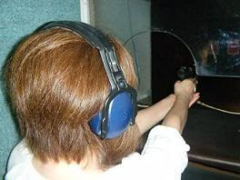 120510 グアムで射撃 AKI ライフル・38口径
