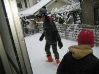 2013 雪 遊びへ