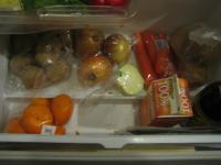 冷蔵庫 野菜室下段