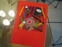 バルセロナで買ったノート1