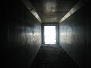 小田原の海 トンネル1