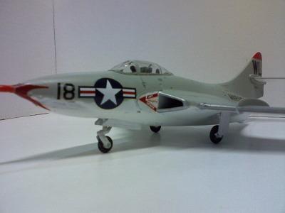 グラマンF9F-8クーガー