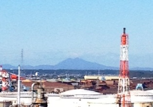 筑波山-1