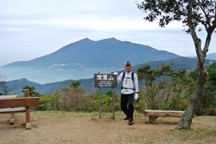 宝篋山山頂-1