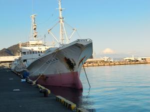かつお漁船