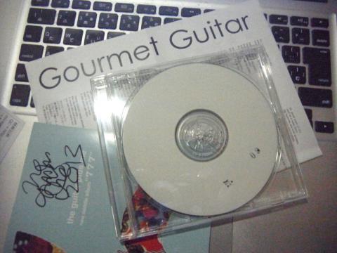 全部ひとりで作るというthe guitar plus meのアルバム