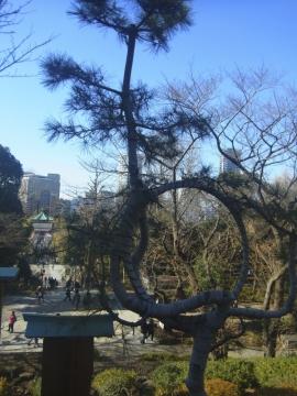 広重の風景に上野で出会う