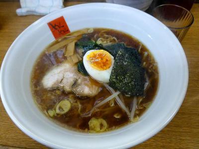 09_醤油ラーメン