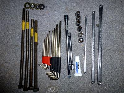 旅立つ工具