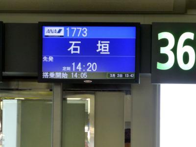 03_石垣へ出発