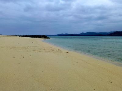 06_西表を望む海岸