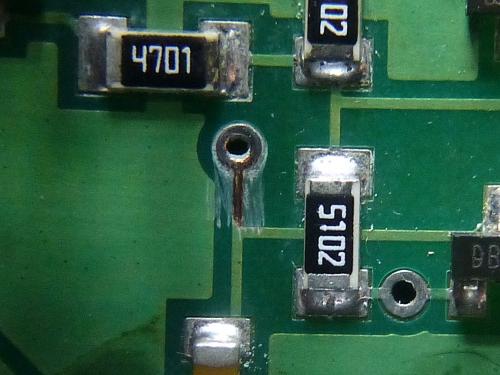 05_コネクタ側の配線切断前