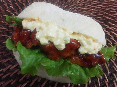 ハイジのチキン南蛮サンド