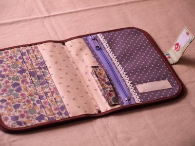 064*3人用母子手帳ケース