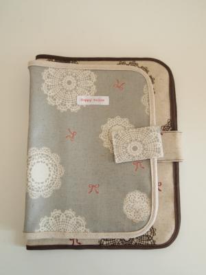 Lサイズ母子手帳ケース