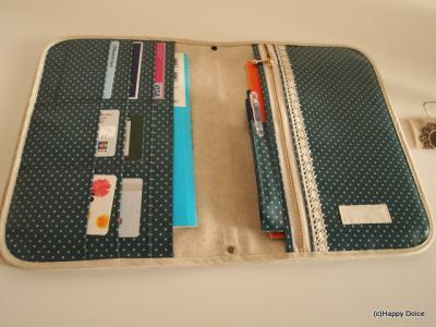 3人用母子手帳ケースL9-3