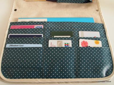 3人用母子手帳ケースL9-4
