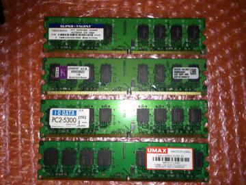 DDR2 比較